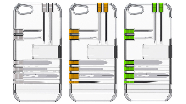 Trade Your Swiss Army Knife For This Multi-Function iPhone Case