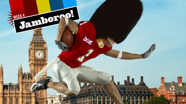 Putting An NFL Team In London Is Dumb. Let's Do It Anyway.