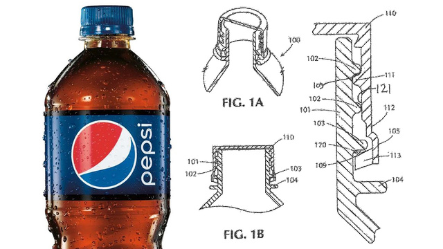 Pepsi Wants Scent Capsules So Its Bottles Don't Smell Like Plastic