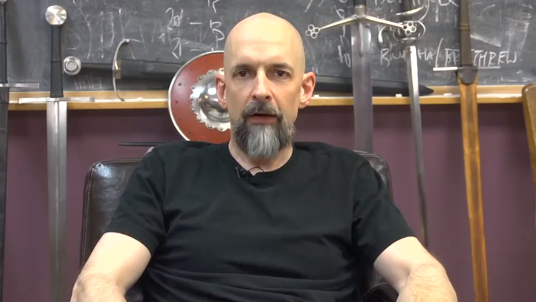 Neal Stephenson Says His Dream of Making a Video Game Isn't Dead