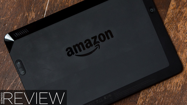 Kindle Fire HDX Review: Third Time's a Charmer