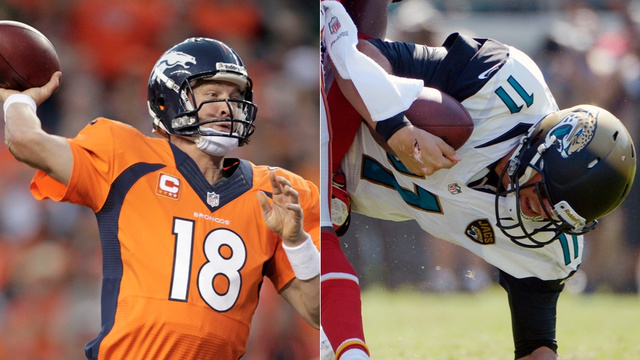 Jaguars-Broncos Could Have The Largest Point Spread In NFL Hist…