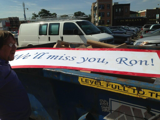 The Cubs Threw Away Some Ron Santo Stuff And It's Very Sad