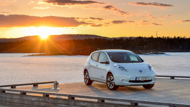 Why The Made In America Nissan Leaf Isn't All American