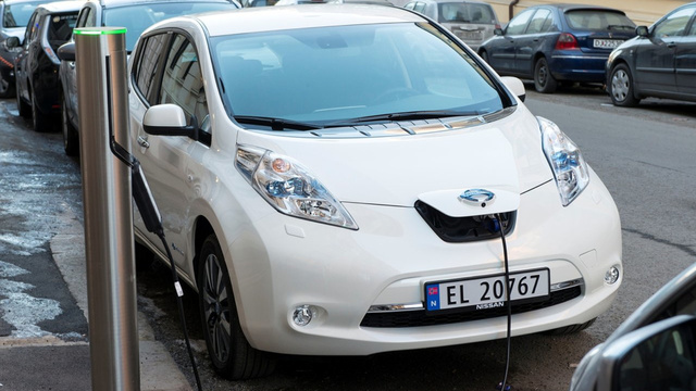 Why The Made In America Nissan Leaf Isnu0027t All American