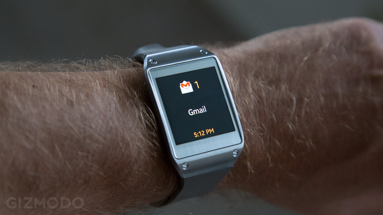 Galaxy Gear Smartwatch Review: A Pain in the Wrist