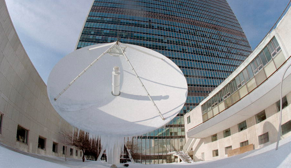 The UN Is Building an Emergency Back-Up Tower Next to Its Headquarters