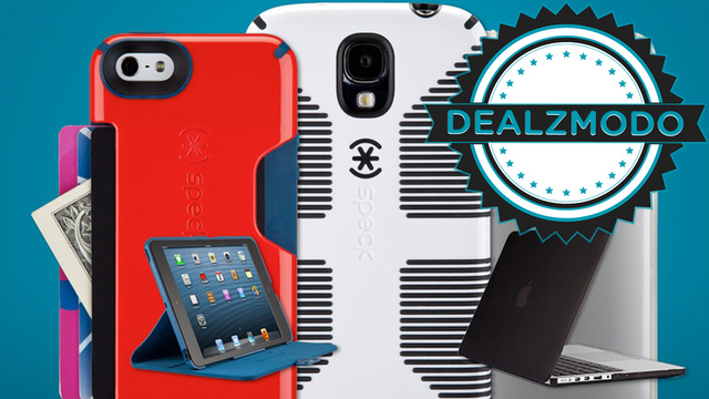 Deals: Speck Cases and Covers, X-Files, Free Steve Jobs Kindle Book