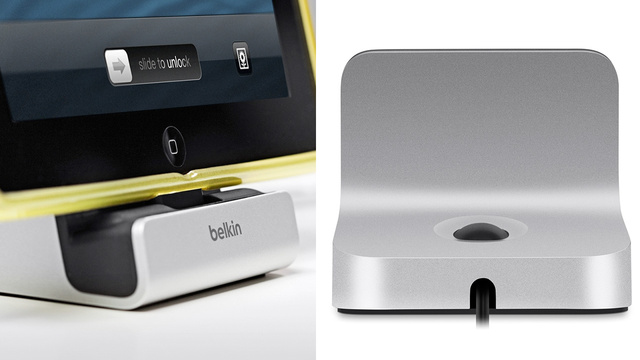 This Lightning Dock Lets You Dial in a Perfect Fit For iPads in Cases