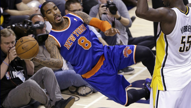 J.R. Smith Delayed Knee Surgery Until After He Signed His Contr…