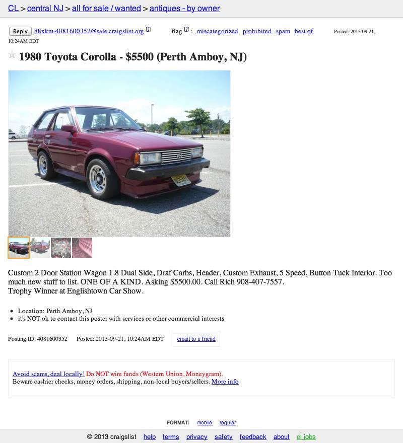 Craigslist Central Nj Related Keywords & Suggestions