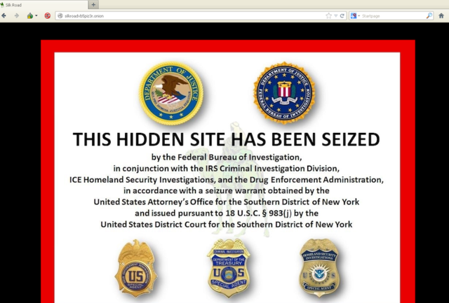 Feds Seize Silk Road, Everybody's Favorite Illegal Drug Website