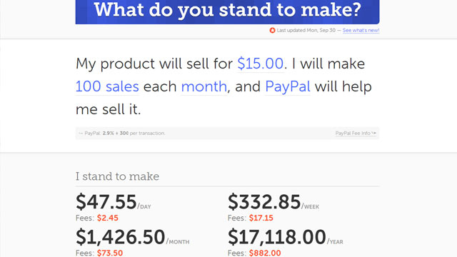 Stand to Make Calculates How Much Your App or Other Project Could Earn