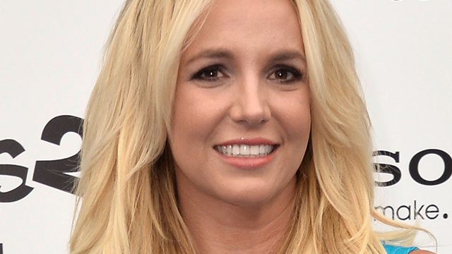 Britney Spears Actually Not on Board With the Whole Sexy Video Thing