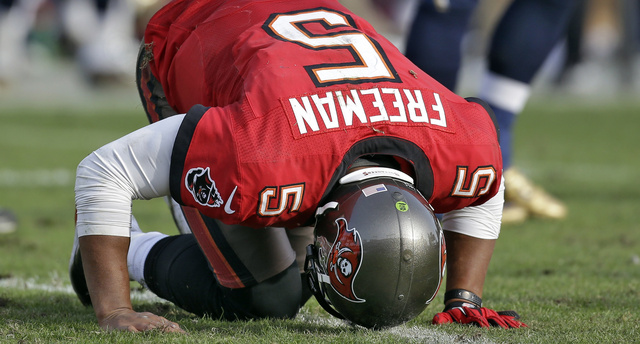 Reports: Buccaneers Fined Josh Freeman Three Times Last Week