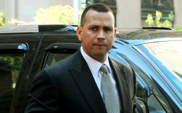 Alex Rodriguez's Suit Against MLB Is The Year's Best Baseball R…