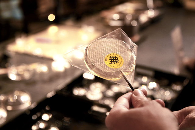 High-Class Sweets Made With Tools Intended For Chandeliers