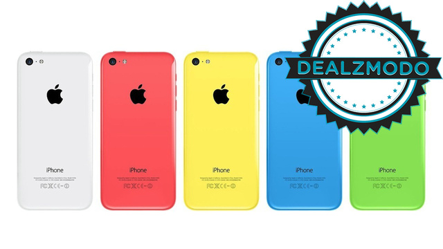 Deals: Unlocked iPhone 5c, Blu-ray Collection, Nook HD+, D7000