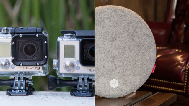 Now Availabe: GoPro Hero 3+, Libratone Loop, Windows 8.1 and More