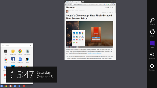 "Google Is Sneaking Chrome OS Into Windows 8's ""Metro"" Mode"