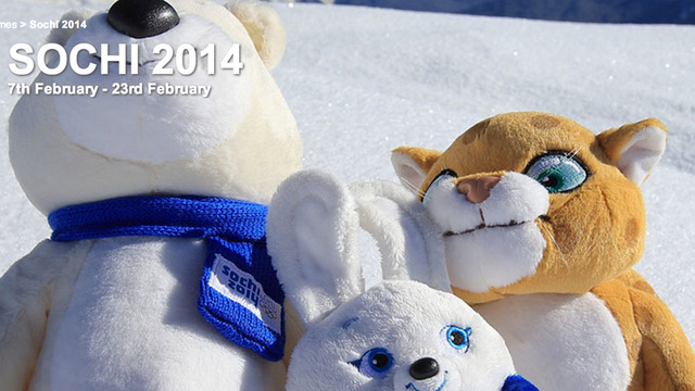 Russia Will Be All Up In Everyone's Business At The Winter Olympics