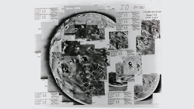 This Is How NASA Made Composite Images Before Photoshop Existed