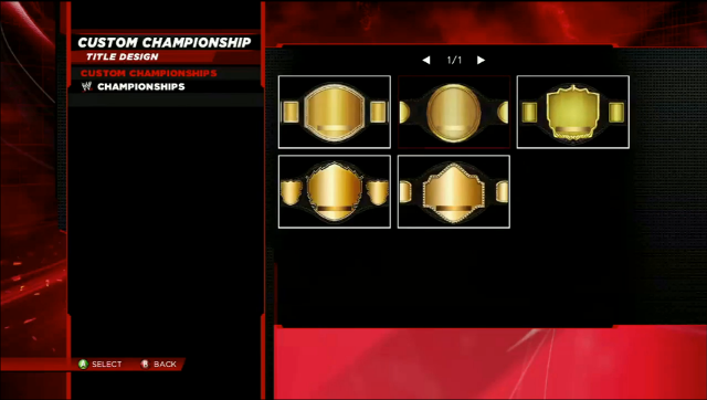 WWE 2K14 Creation Suite Universe Mode 40 Explained
