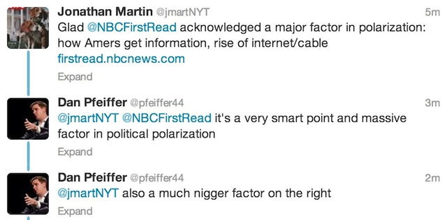 Pfeiffer Tweets