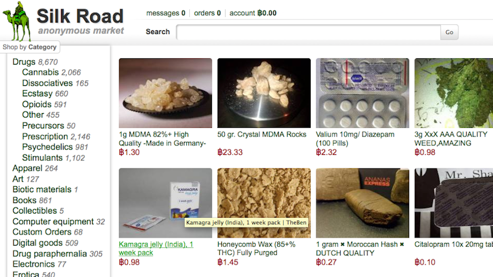 Uh oh silk road users are starting to get arrested gizmodo australia