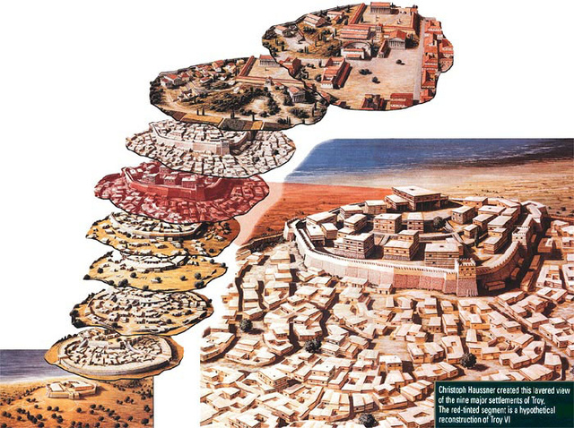 Ancient Archeological Sites That Were Destroyed By Stupid Humans