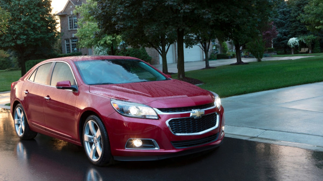The New Chevy Malibu Tries To Cheat Darwin, Will Text For You
