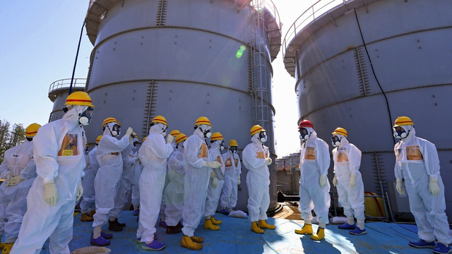 Mystery Steam Over Fukushima