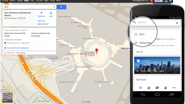 Google Maps Adds Multiple Destinations, Events, and Reservations