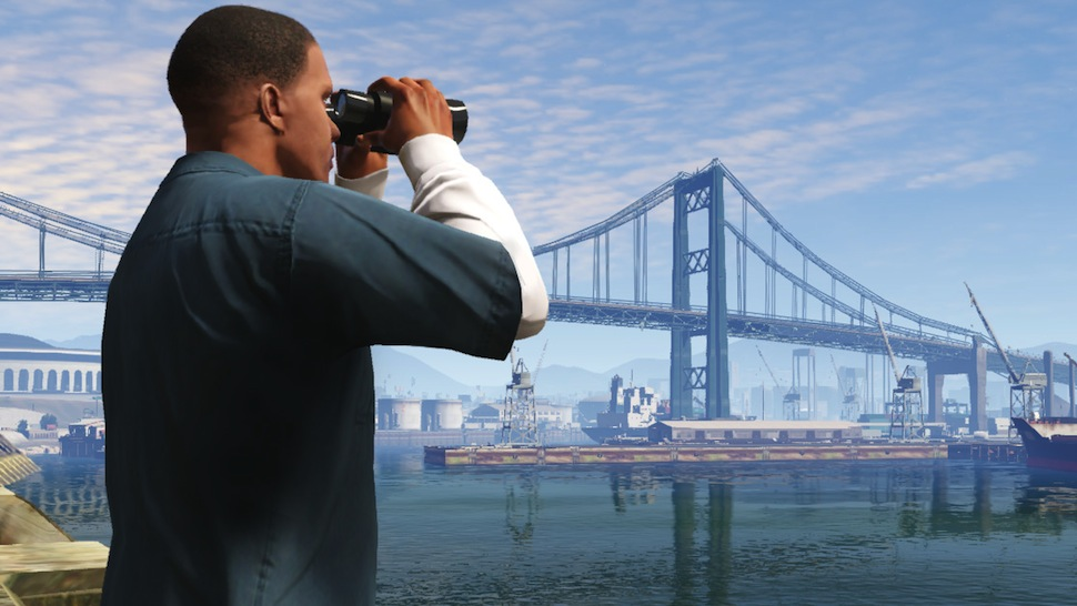 Report: Grand Theft Auto V Coming To PC Next Year