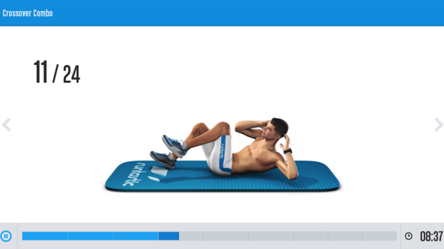 Runtastic's New App Goes Straight For the Abs