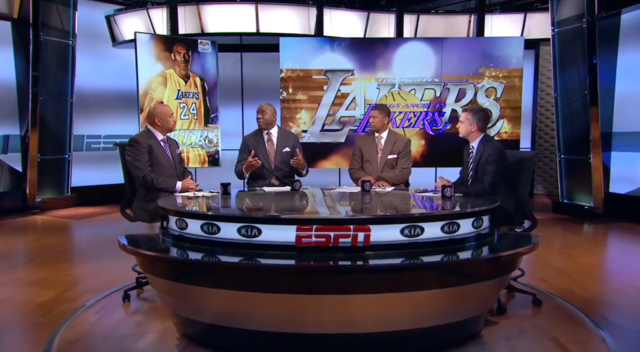 Sources: Magic Johnson Left ESPN Because Of Bill Simmons