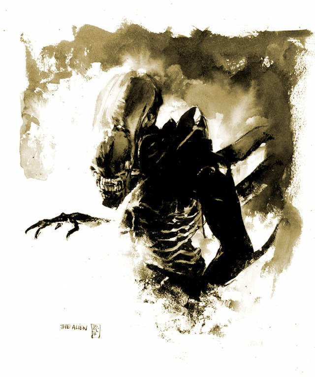 Exclusive details on the comic reboot of Alien, Predator and Prometheus