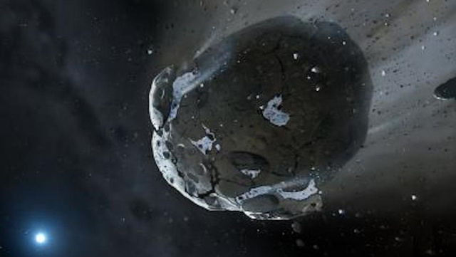 Scientists Found the Remains of a Water-Covered Earth-Like Planet