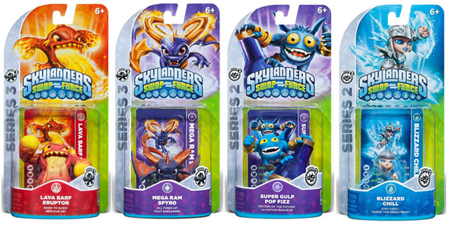 Skylanders: Swap Force Buyers' Guide: What You Need, What You Don ...