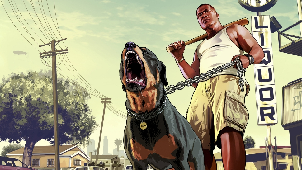 The Actors Behind GTA's C.J. and Franklin Are Teaming Up -- but for What?
