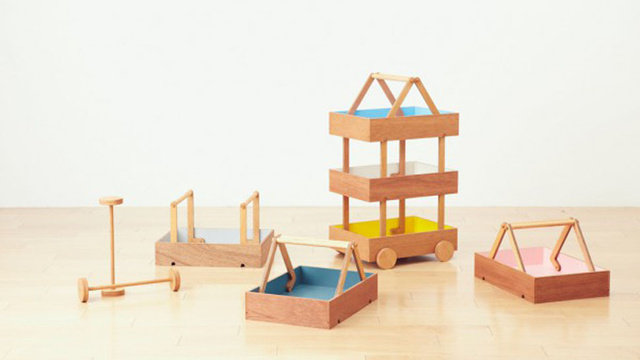 Make Kids Type-A From the Start With This Intense Toy Organizer