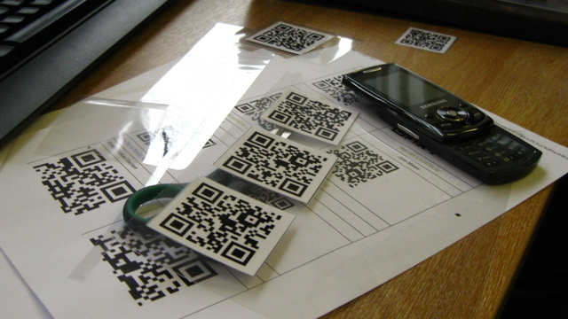 how to make a qr code from a url