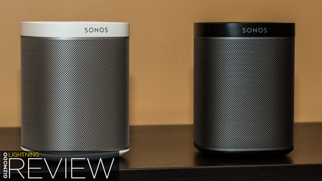 Sonos Play:1 Review: A Fun-Size Box of Wireless Audio Aweome