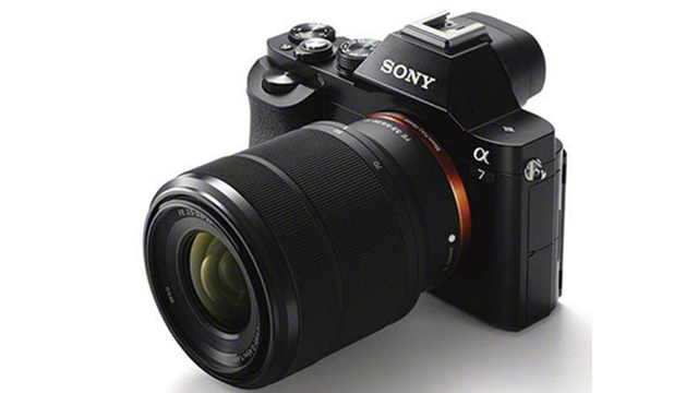 Report: These Are Sony's New 24- and 36-Megapixel Alpha Cameras
