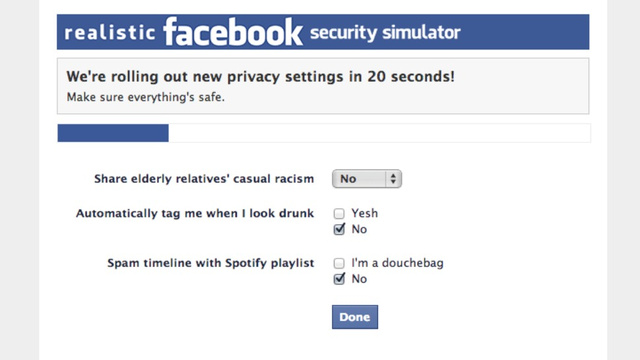 The Most Fun You'll Ever Have With Facebook Privacy Settings