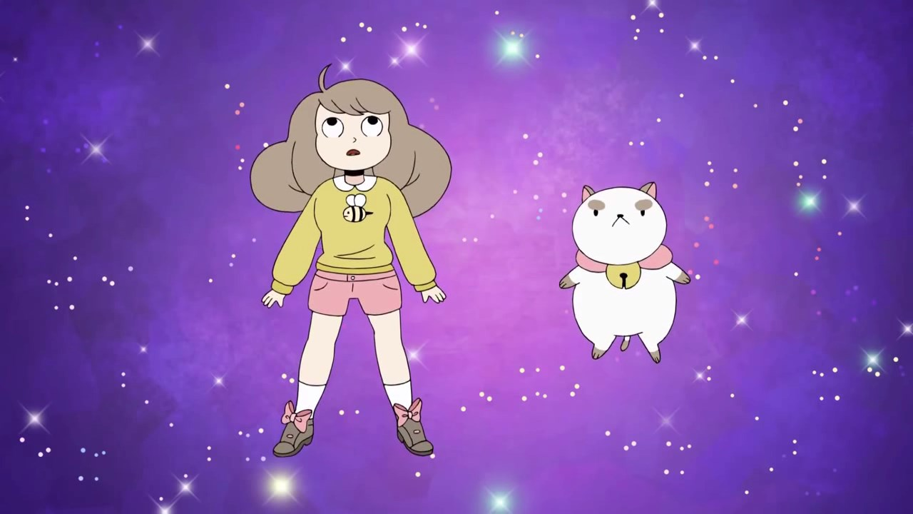 Bee and puppycat will become a series if they can raise us600k