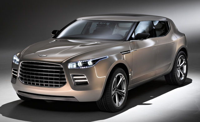 expect these new suvs from aston martin jaguar and land rover. Black Bedroom Furniture Sets. Home Design Ideas
