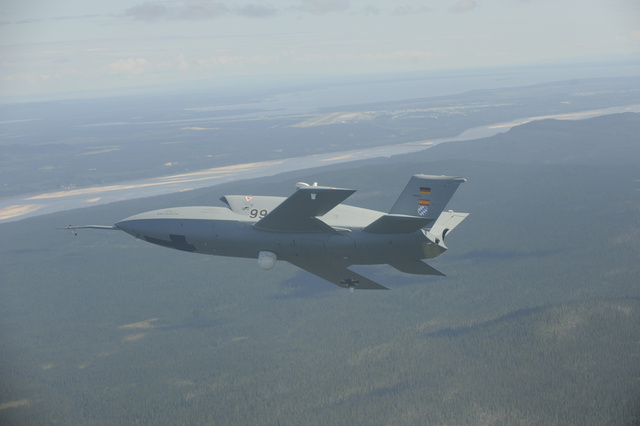The Stealthy Barracuda UAV Is Germany's Future Flying Force
