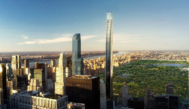 The Skinniest Skyscraper In NYC Is One Step Closer To Reality