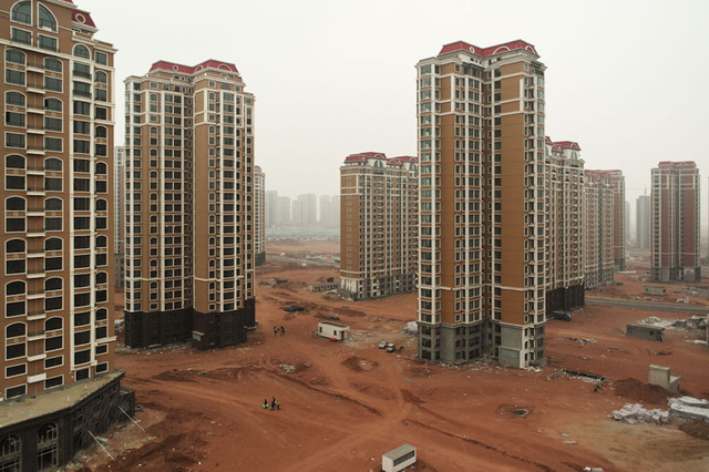 China's Building Cities So Fast, People Don't Have Time to Move In
